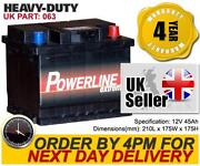 Nissan Micra Battery