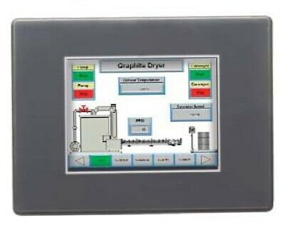 Automation Direct Touch Screen Ea7-t6cl Color Touchscreen C-more Interface