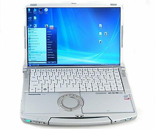 Laptop Windows - Panasonic Toughbook Windows 10 Pro, Intel 2.26 , 250GB, 4 GB, WIFI.