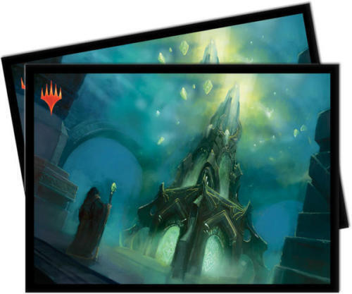 Ultimate Masters Seismic Assault ULTRA PRO MTG deck protector card sleeves