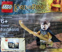 Lego Mini Figure Elrond