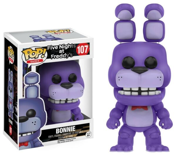 Funko - POP Games: Five Nights at Freddy's - Bonnie