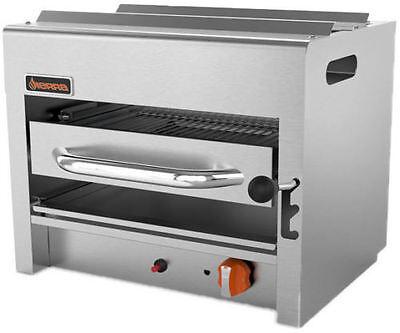 New Sierra Srs-24 24 Stainless Steel 1-burner Commercial Gas Salamander