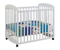 Baby Crib in Great Condition for Sale!!