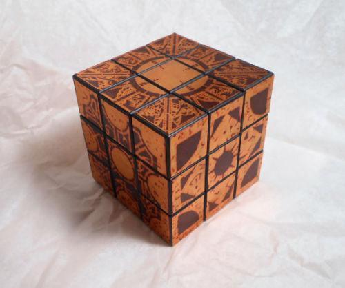 Hellraiser Puzzle Box   eBay