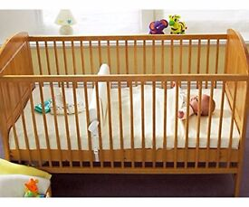 Safababy Sleeper Cot Divider (Blue)