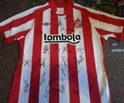 Signed Sunderland Shirt