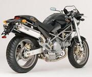 Ducati Monster 900 Auspuff