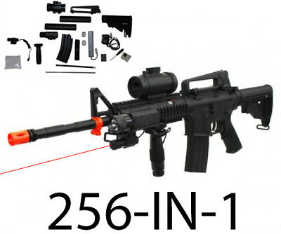 Semi Auto Airsoft Sniper - Airsoft Gun Gift M83 Electric Tactical Full Automatic M 4 Rifle Semi Auto Sniper