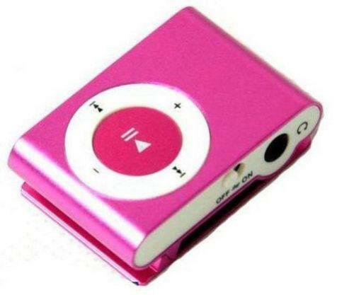 pink 8gb mp3 player ebay. Black Bedroom Furniture Sets. Home Design Ideas