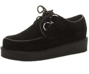 Black TUKskin™ Eyelet Strap Pointed Ballet Creeper $ Add to wishlist Black TUKskin™ Studded Pointed Ballet Creeper Velvet Creepers, Pointed Toe Creepers, Slip-On Creepers, Platform Creepers, Creeper Boots, Maryjanes & More Available in Vegan Friendly Material But Also Real Leather & Suede. Get Our Punk, Rock and Goth Creeper.