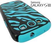 Samsung Galaxy S3 Case Zebra
