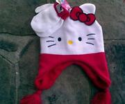 Hello Kitty Baby Hat