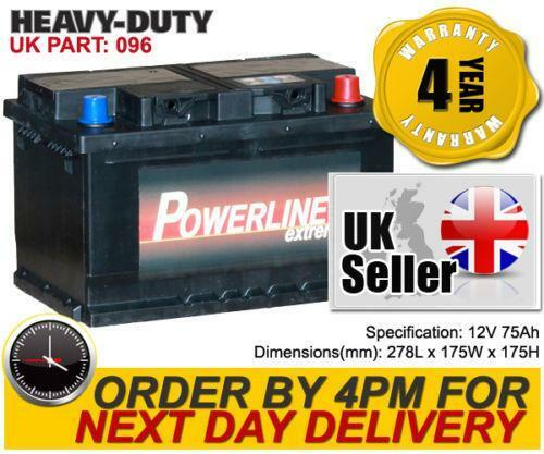 Freelander 2 Battery Ebay
