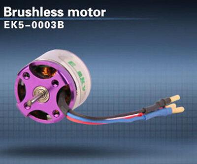 Esky Brushless Motor Outrunner 900KV 3.0mm Shaft EK5-0003 segunda mano  Embacar hacia Argentina