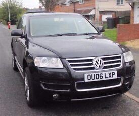 VW Touareg Altitude - No Reserve - HPI Clear - Big Spec!