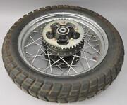 Triumph Wheel
