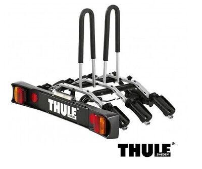 BNIB Thule 9503 Ride On 3 Bike Rack / Cycle Carrier - Tow Bar Mounted