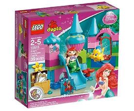 LEGO DUPLO 10515: Ariel's Undersea Castle, new