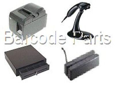 Quickbooks Pos 18 Citizen Hardware Bundle Printer Scannerdrawer Mag Stripe