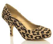 Low Heel Satin Shoes