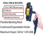 Cell Phone Car Mount Lighter