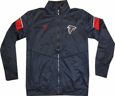 Atlanta Falcons Youth Outerstuff Team Apparel Track Jacket Boys 8-20 (Atlanta Falcons Boys Apparel)