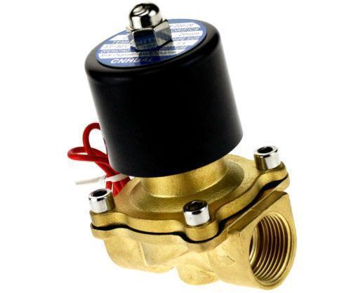 electric water valve ebay. Black Bedroom Furniture Sets. Home Design Ideas