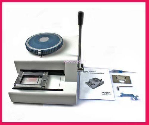 id tag machine