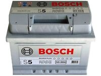 BOSCH S5 004 12V CAR BATTERY 600A