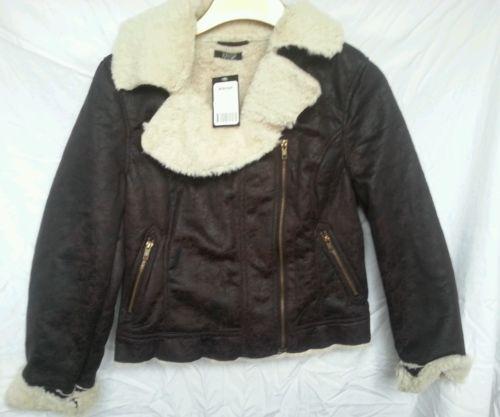 Womens Aviator Jacket Ebay