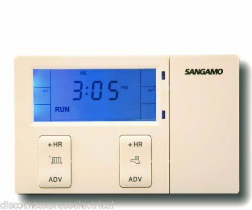 Central Heating Timer Ebay