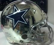 Dallas Cowboys Signed Helmet