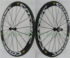 Carbon Clincher Wheels