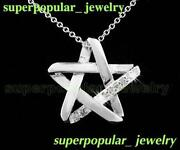 Silver Pentagram Necklace