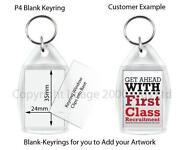 Design Your Own Keyring