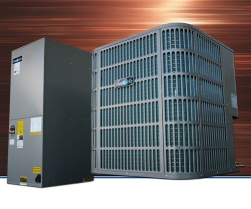 5 ton DiamondAir 14 seer R410 Heat Pump System D1460HC / D1460HAE