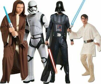 Star Wars Erwachsene Kostüm Darth Vader Jedi Stormtrooper - Herren Darth Vader Kostüme