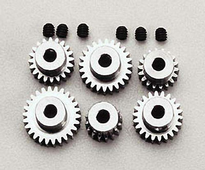 Robinson Racing 1050 Pinion Gear 6-Pack Even 16-26T