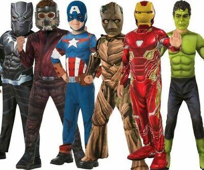 Marvel Superheld Jungen Kostüm Lizenziert Film Iron Man - Iron Man Kostüm Marvel Helden