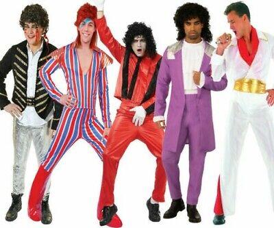 Erwachsene Promi Kostüm Elvis Kiss Bowie Mj Kostüm - Elvis Outfit