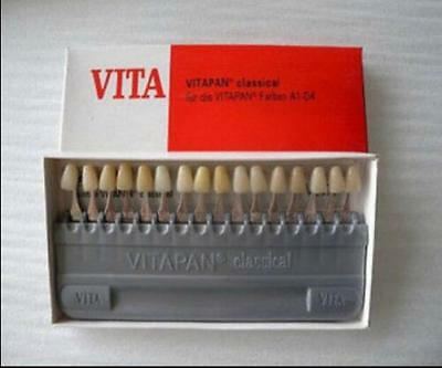 High Quality Dental Equipment Teeth Whiting Porcelain Vita Pan Classical 16color