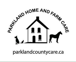 Petsitting & Farm Care for Parkland County, Spruce Grove, Devon