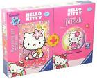 Hello Kitty 3D Puzzles