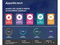 Appzilla | Mobile App Development Company in Delhi NCR