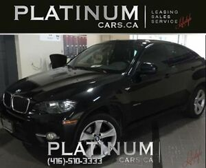 2012 BMW X6 xDrive35i/NAVIGATION/ SUNROOF/ LEATHER/ KEYLESS EN
