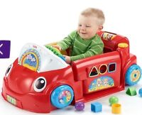 BRAND NEW CAR CRAWL FROM FISHER PRICE