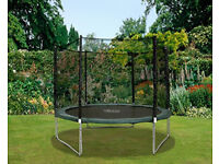 Plum Products 10-Foot Trampoline and Enclosure
