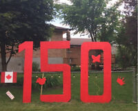 Free Canada Day Photos at Kingston's largest 150!!