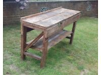 Vintage workbench - For Sale